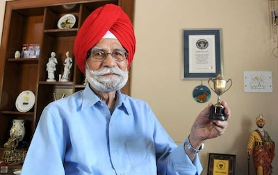 Hockey Olympian Balbir Singh Sr Passes Away At Age Of 95 In Mohali ...