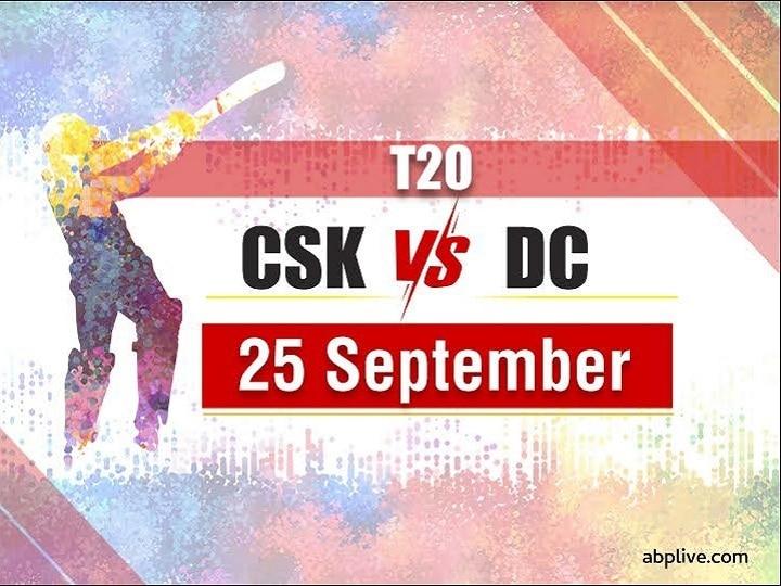 IPL 2020:CSK vs DC LIVE :  દિલ્હી કેપિટલ્સની બે વિકેટ, સ્કોર 140 રનને પાર