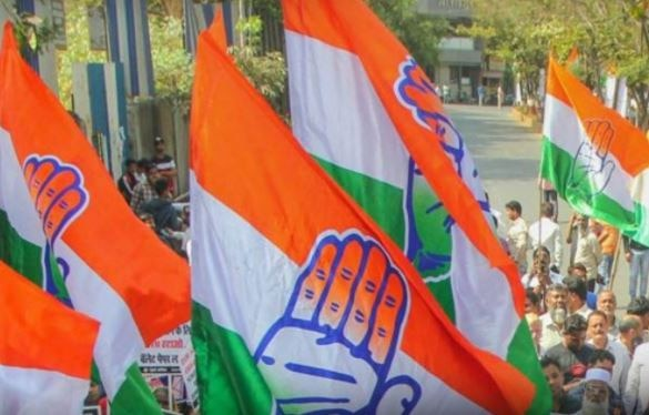 Kailas Gadhvi give resignation from congress after declare candidates for by poll in Gujarat
